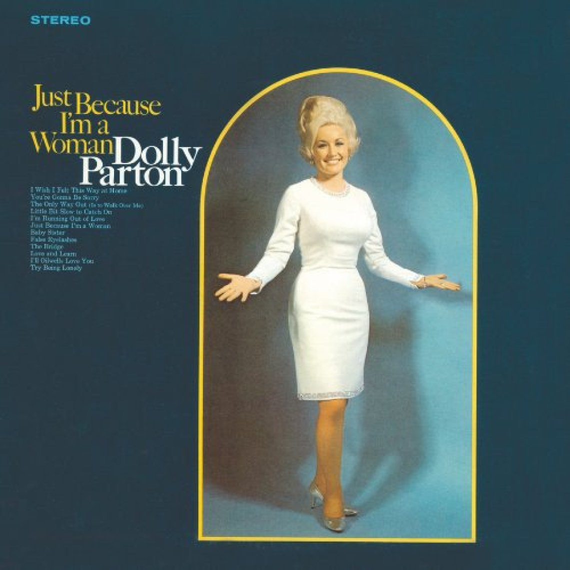 Just Because I'm A Woman (1968) - The Legend Slot - Dolly Parton
