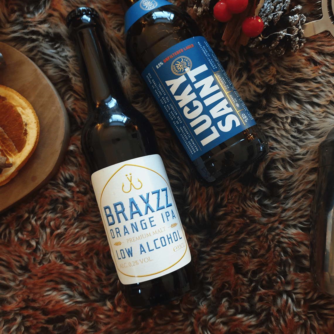 The Best Non-Alcoholic Drinks To Gift This Christmas