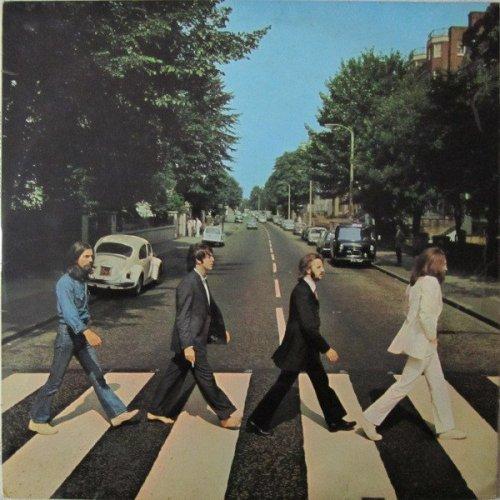Abbey Road (1969) - The Legend Slot - The Beatles