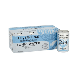Fever Tree Light Tonic - Shop The Bar - Female Original