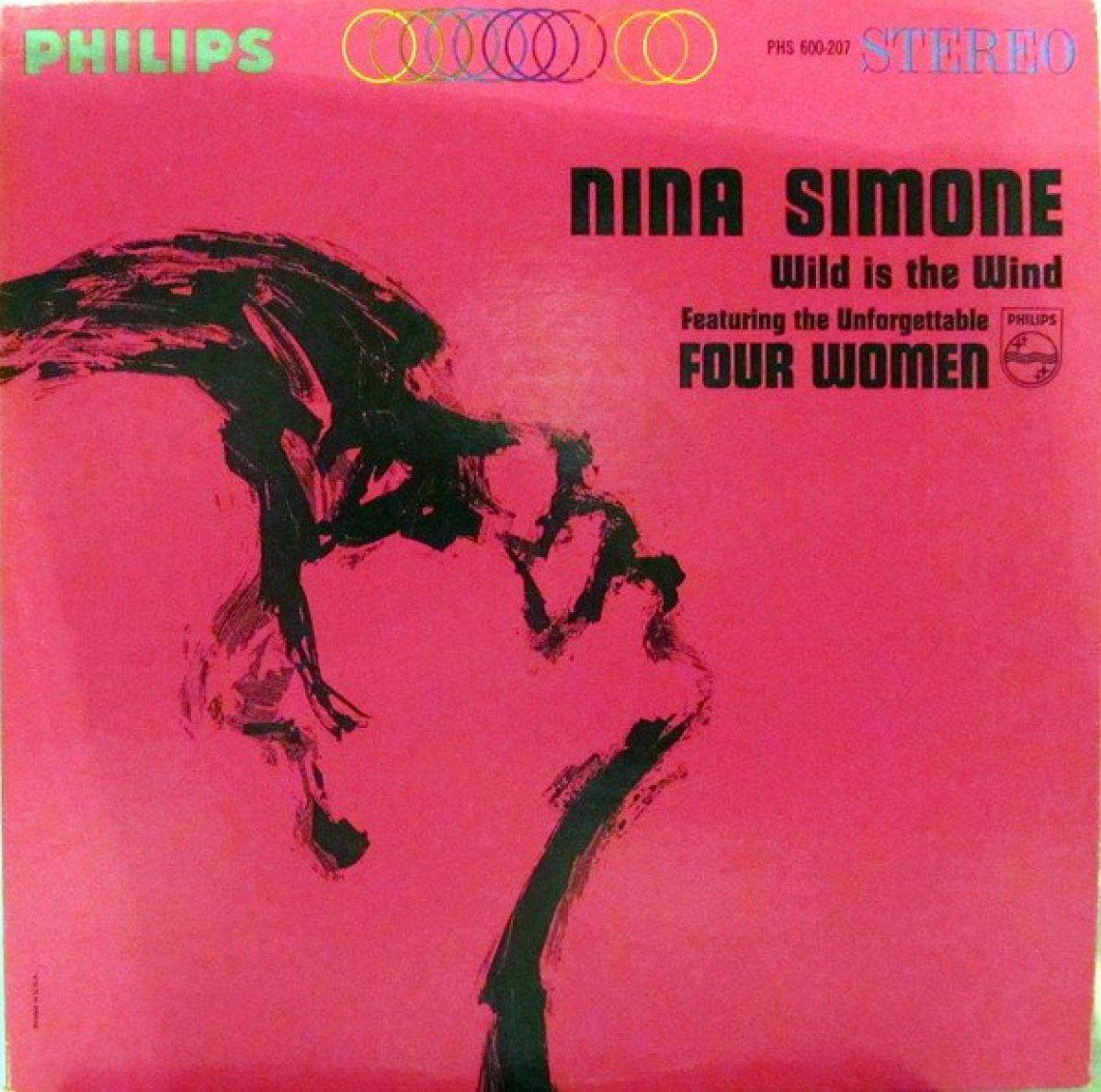 Wild Is The Wind (1966) album cover - 40 Best Nina Simone Songs (The Legend Slot) - Female Original