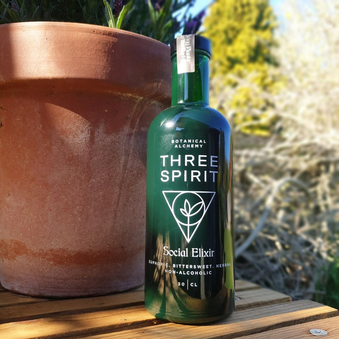 The Spirit Drinks - Social Elixir - Female Original