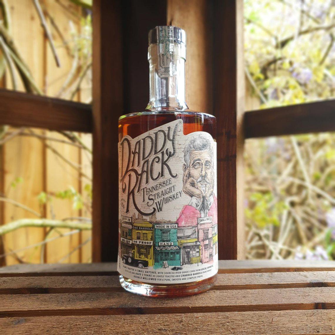 Daddy Rack Whiskey - Female Original