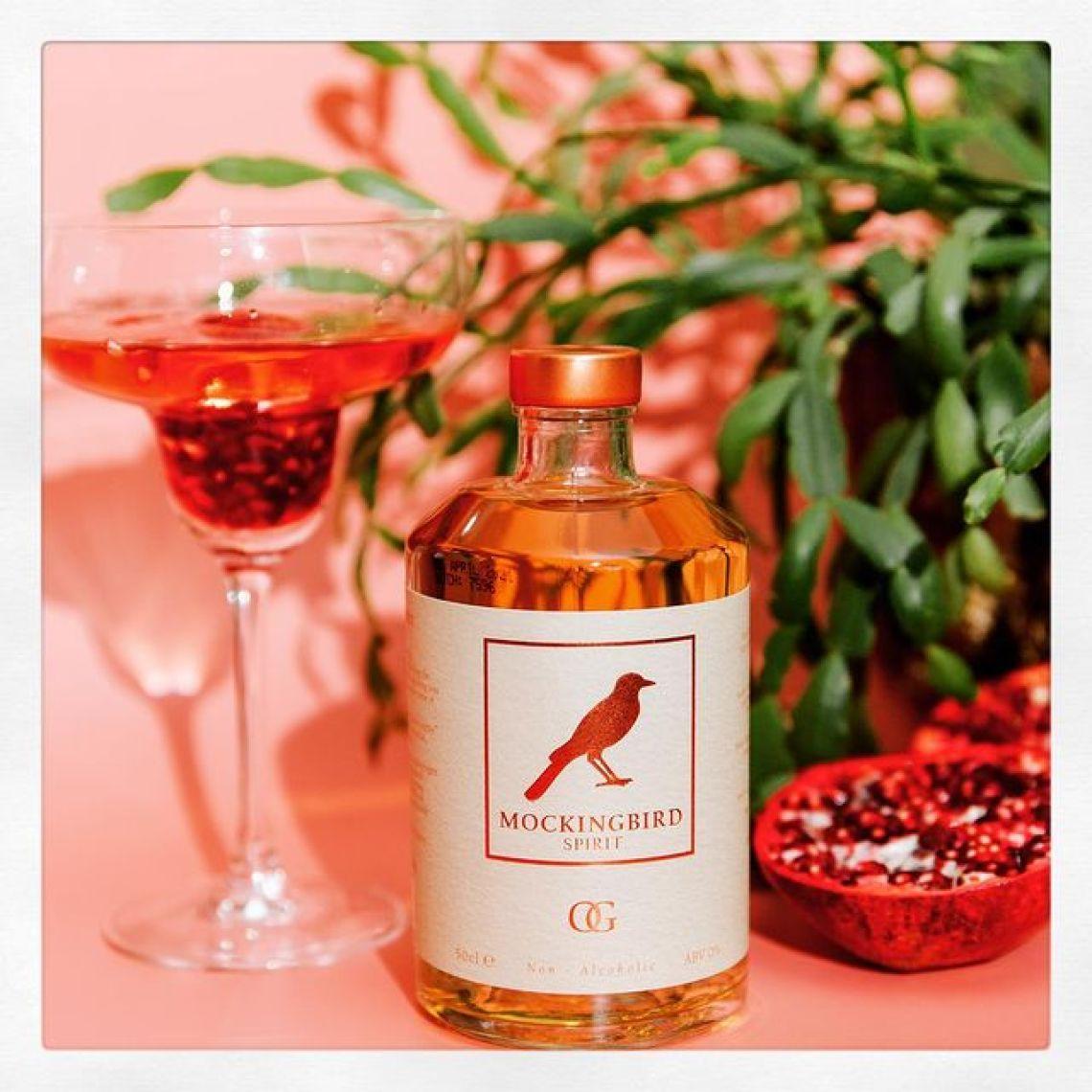 Mockingbird Spirit - Alcohol Free Drinks - Female Original