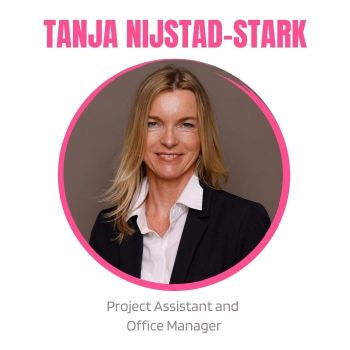 Tanja Nijstad-Stark Project Assistant and Office Management