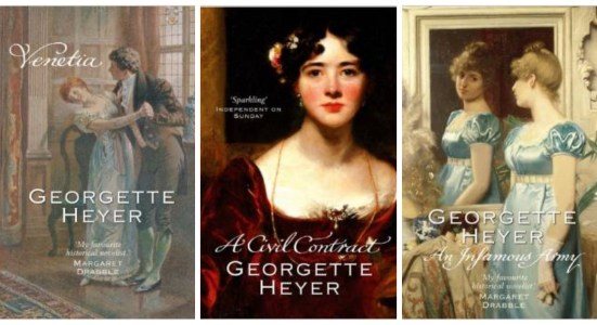 Heyer Romances 2