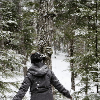 Hygge: Go for a Winter Walk