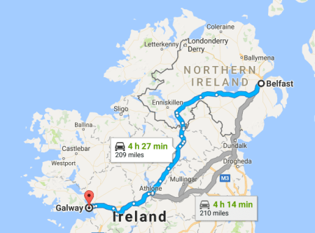 Trip to Galway and Inisheer