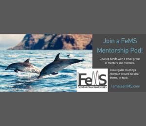 Join FeMS Mentorship Program