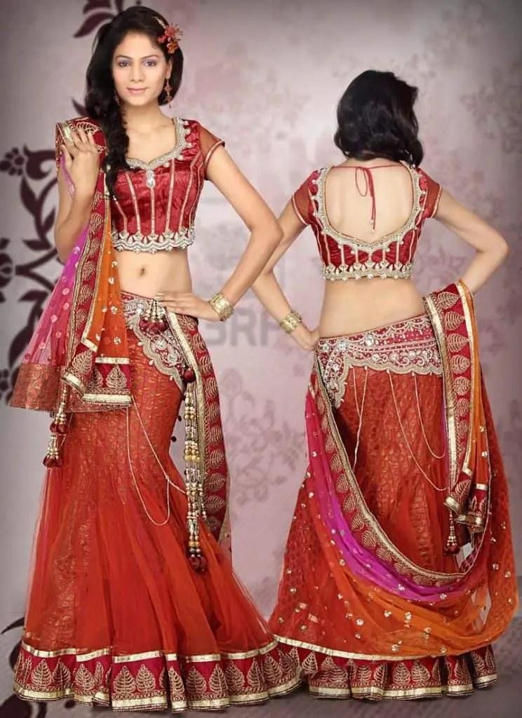Indian Bridal Lehenga Designs