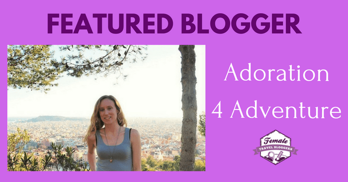 FTB Featured Blogger – Chantell Collins: Adoration 4 Adventure