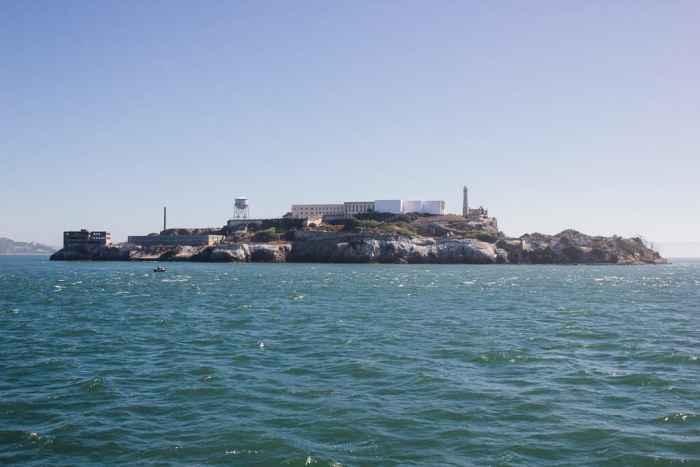 Alcatraz, San Fransisco