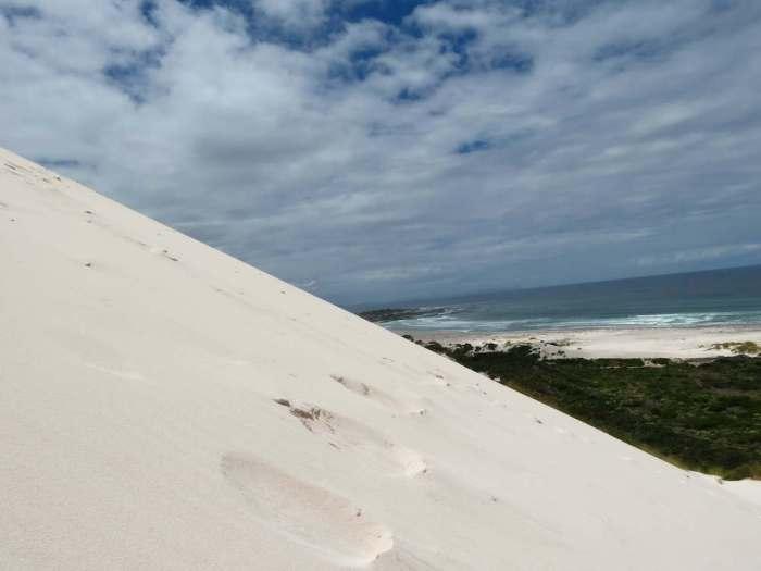 Blesberg Sand Dune