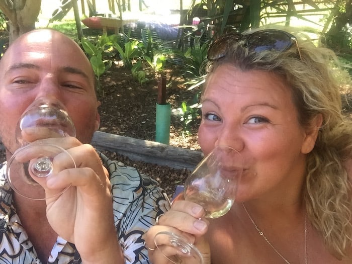 Wine Tasting at Signal Gun