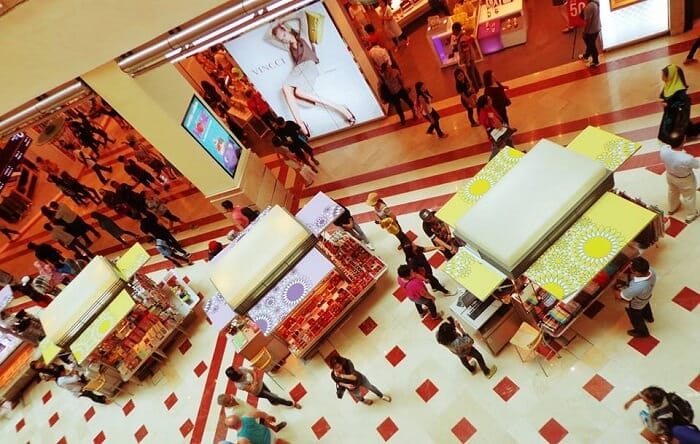 Shops at Suria KLCC, things to do in Kuala Lumpur in 2 days