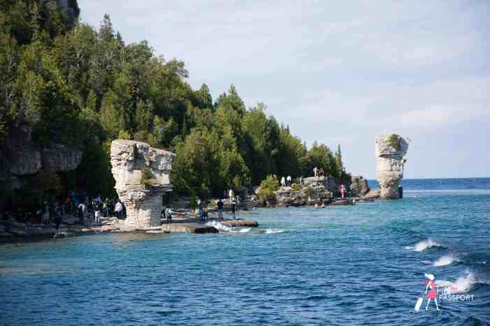 Flowerpot, places to visit in ontario