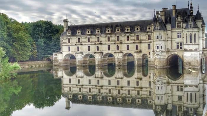 best european road trips Loire Valley Chenonceau