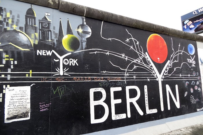 East Side Gallery, things to do in Berlin