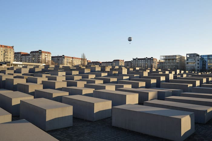 The Holocaust Memorial, things to do in Berlin