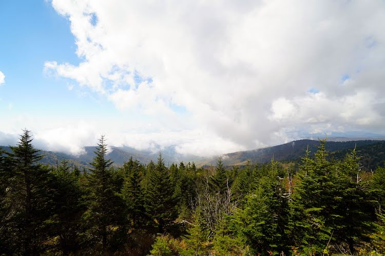 Great Smoky Mountain National Park, Tennessee