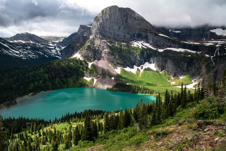 Glacier National Park best national park in the united states