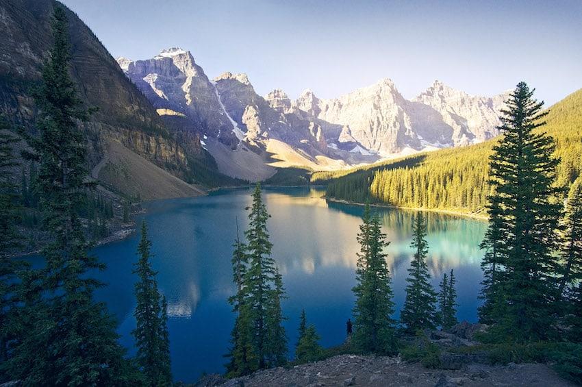 Banff National Park Canada Cameras and canvas