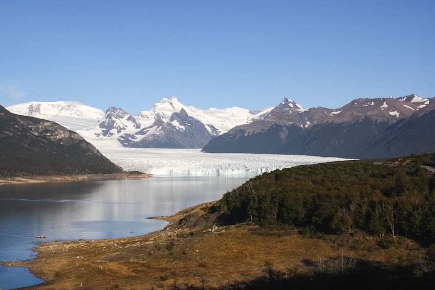 Visit El Perito Moreno Glacier Argentina National Park