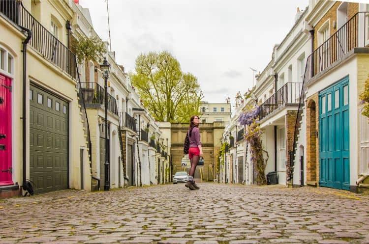 Holland Park Gardens best photography spot in London