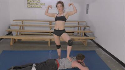 johnnyringoandmonroejamisonvsvevelanecompetitiverealfemalemixedwrestling (1)