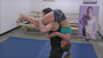 callistostrikevsjohnnyringofwcextracompetitivemixedwrestling (11)