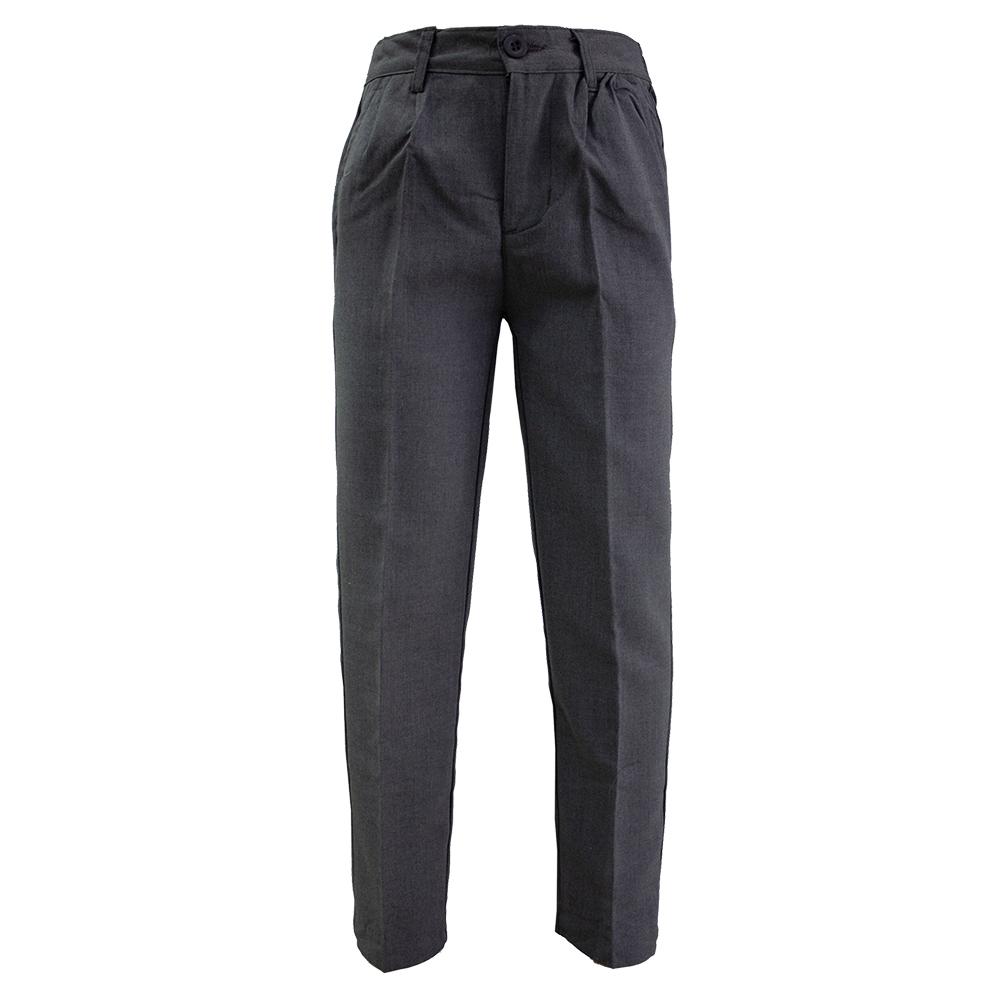 Pantalon escolar gris