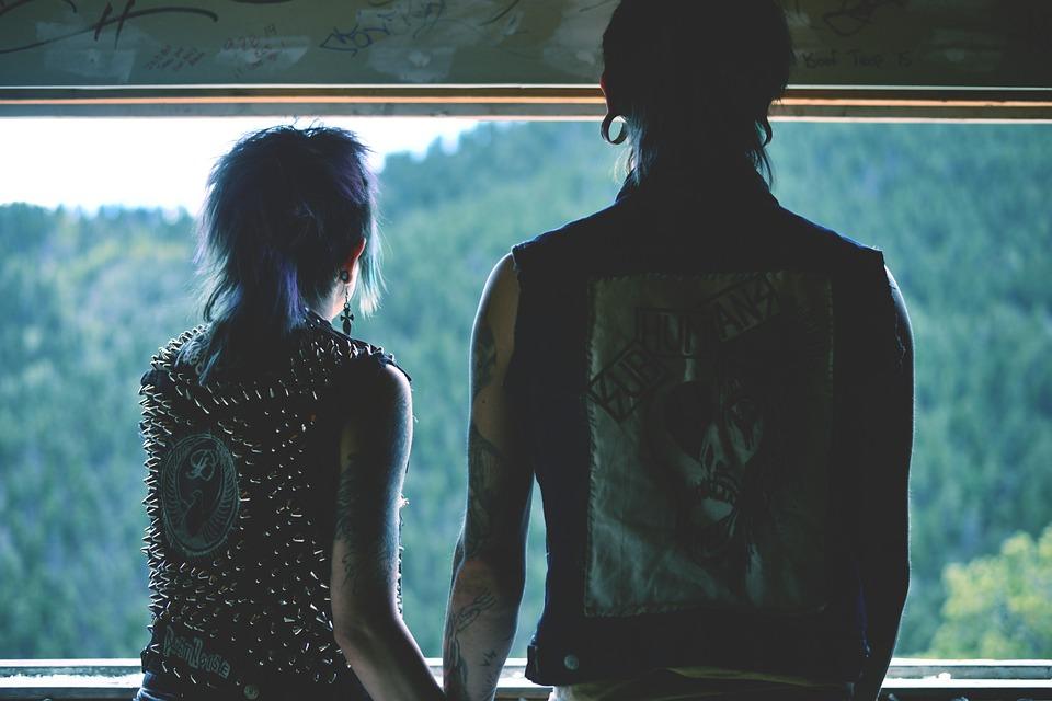 couple de punks