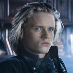 Ulrik William Græsli Plays the Handsome Lars de Dracas in The Heirs of the Night