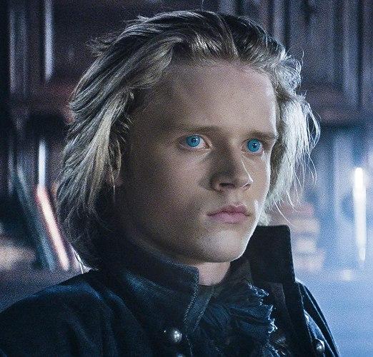 Ulrik William Græsli - Lars de Dracas - Heirs of Night - Les héritiers de la nuit