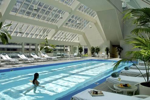 fciwomenswrestling.com article,  Hotel Nikko Photo