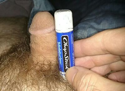 Measured next to a chap stick - Loser willy