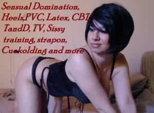 Domination women cbt