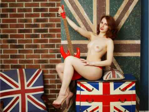 british cam girl