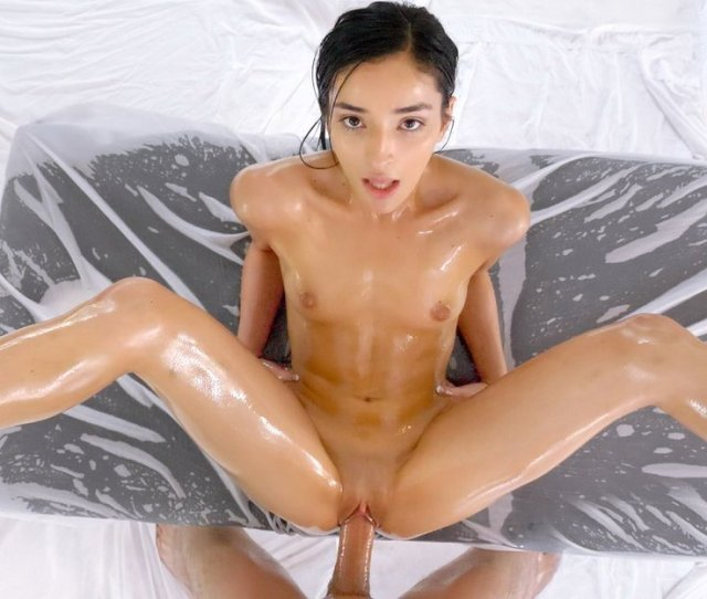 Young Naked Girls Cant Help Spreading Their Legs When They See My Dick Xxx Femefun