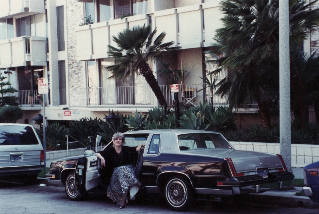 PRIMA MEA MASINA OLDSMOBILE 1990 L.A. (86)
