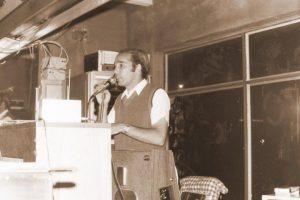 La pupitrul Vox Maris, 1983