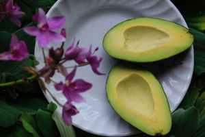masca par avocado