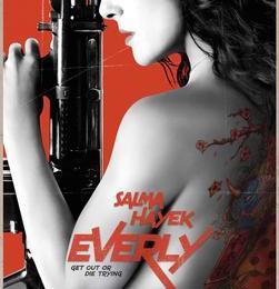 Everly Filmposter | Bild: Vega Baby