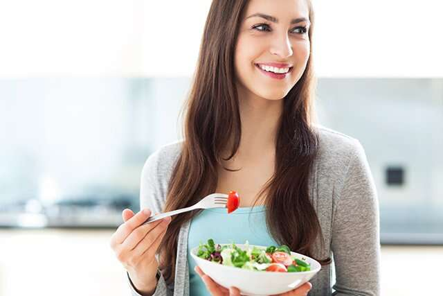 Eat Food Slowly To Lose Belly Fat