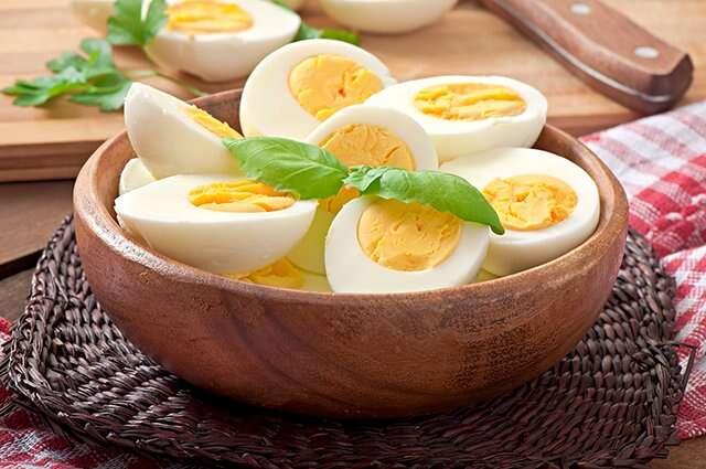 Egg Help Burn Belly Fat