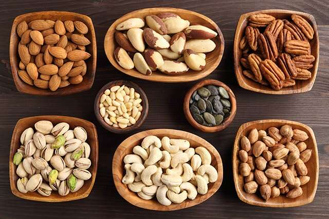 Have Nuts To Lose Belly Fat