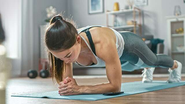 Sweat Out Toxins With Exercise