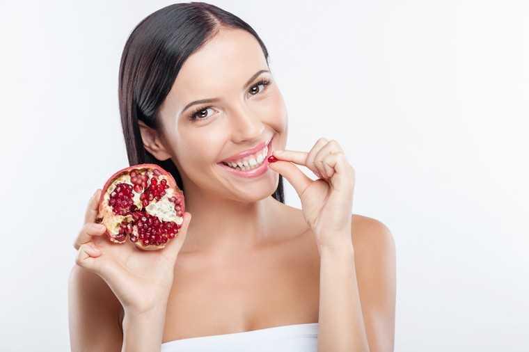 Comer granada ayuda a tratar la deficiencia de hemoglobina|saludverdes.com