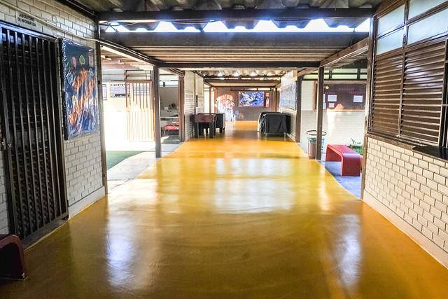 Espaços de educação com conforto e bem-estar no Gama