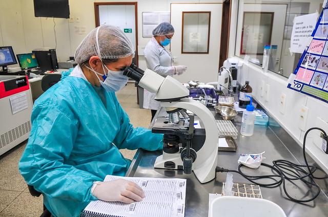 Pesquisadores da rede pública se unem para estudar coronavírus